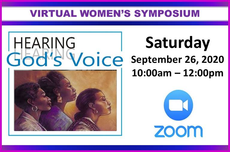 Virtual Women's Symposium